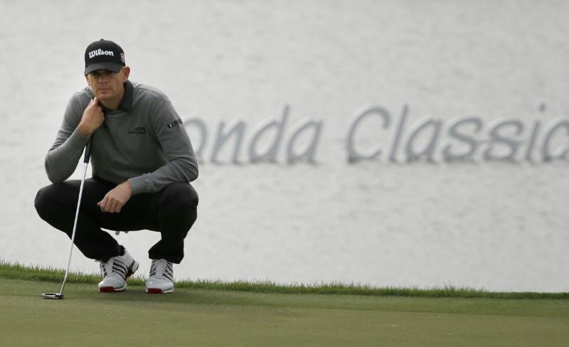 Golf: Steele takes second-round lead as Koepka misses Honda Classic cut