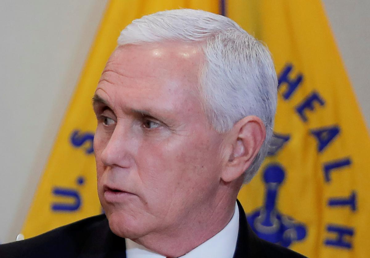 Vice President Pence says just one American with coronavirus still in hospital
