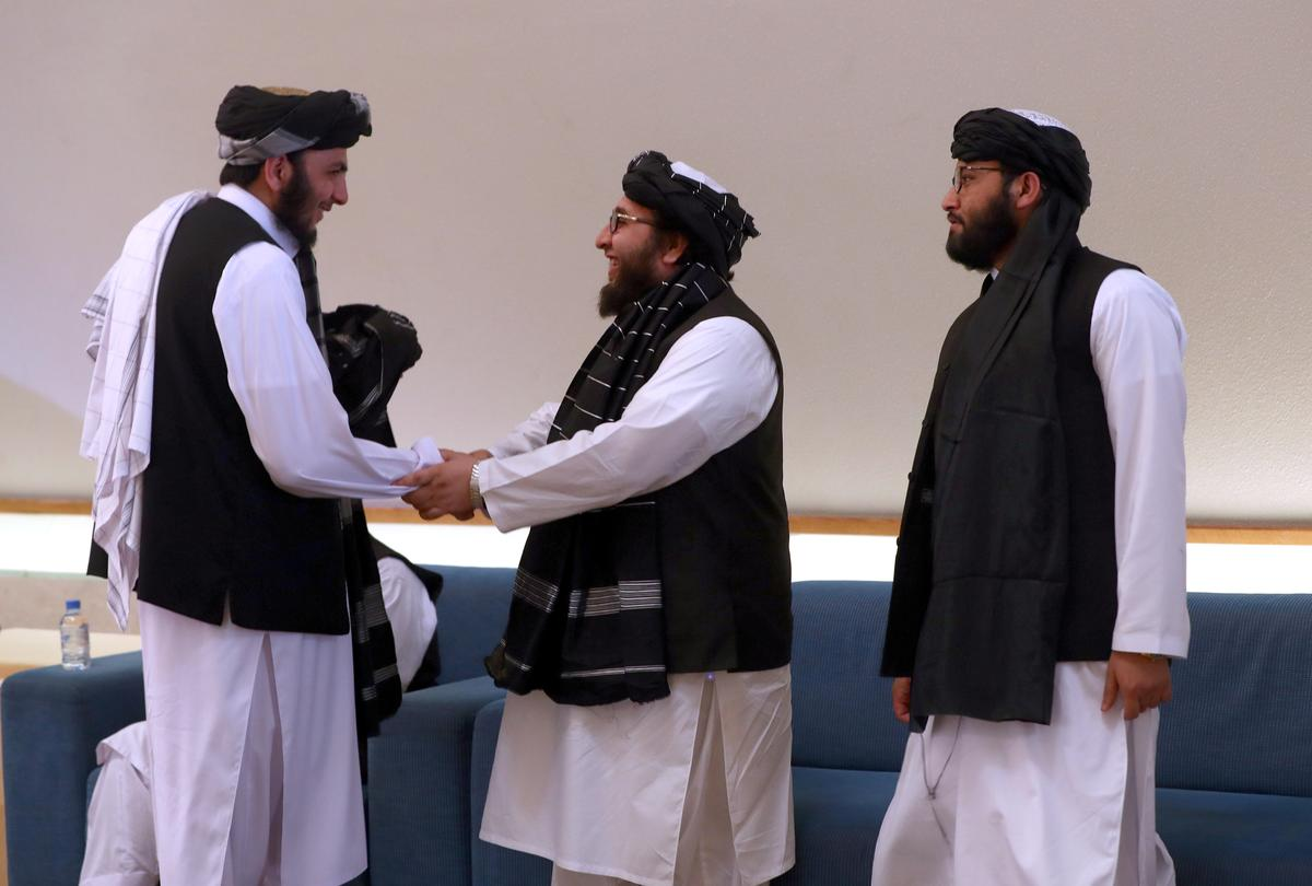 Factbox: Reactions to impending signing of U.S. troop withdrawal deal with Taliban
