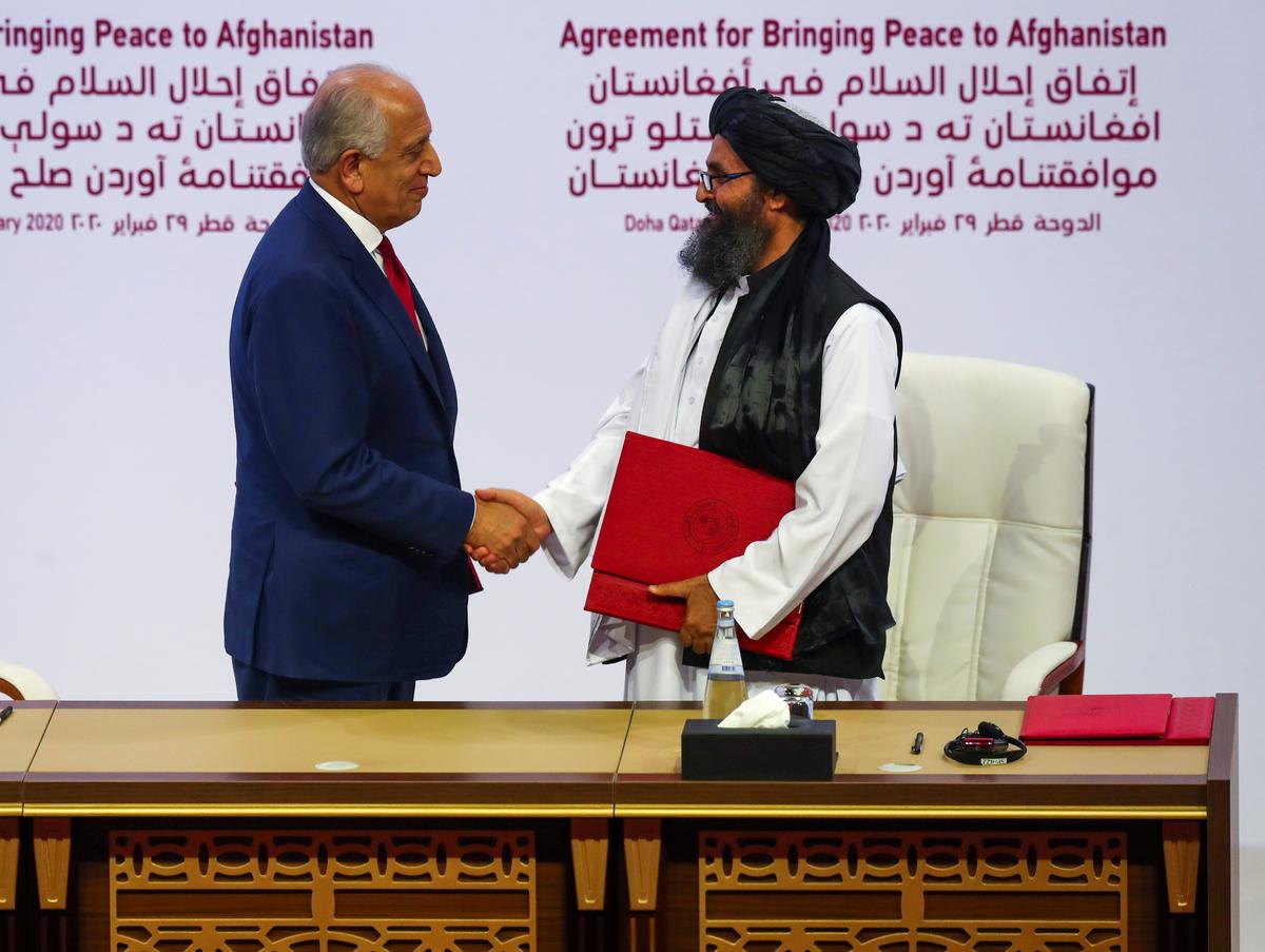 Factbox: Details of the deal signed between the United States and the Taliban