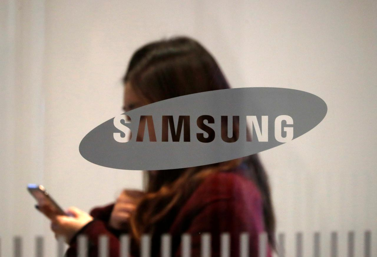 Image result for South Korea's Samsung Electronics closes mobile device plant after coronavirus case confirmed - Yonhap
