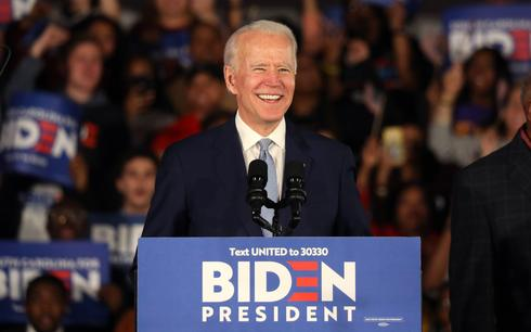 Biden wins South Carolina primary