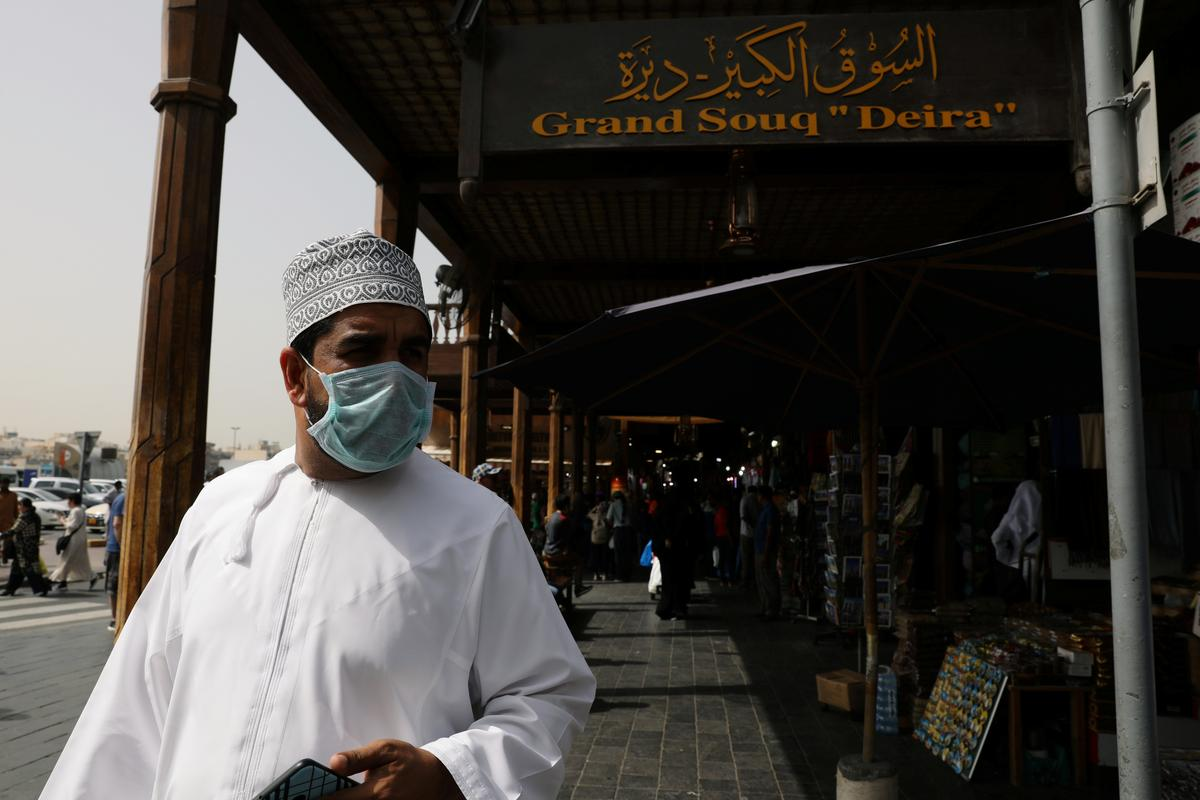 Coronavirus cases rise in UAE and Qatar: ministries