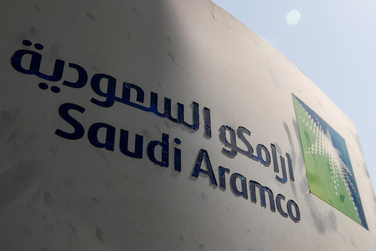 Saudi Aramco shares dive, Gulf debt hit as oil price plunges