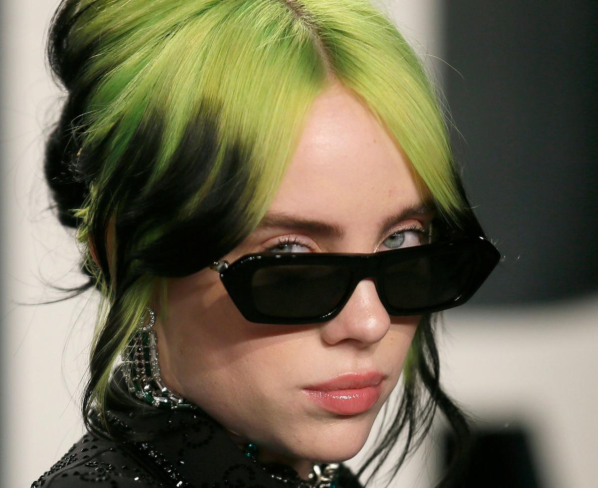 Billie Eilish's 'bad guy' is top global single for 2019