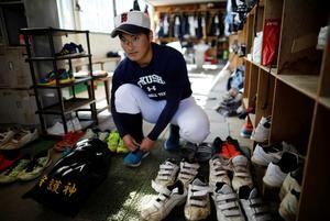 Fukushima dreams: a baseball star, a father and their shattered town