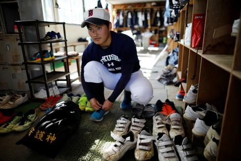 Fukushima dreams: a baseball star, a father and their shattered town