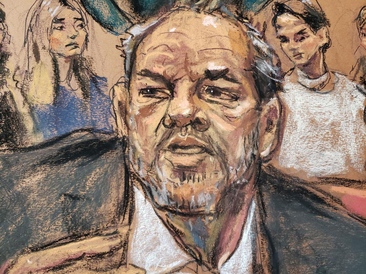 Harvey Weinstein's 23-year sentence brings thanks and surprise