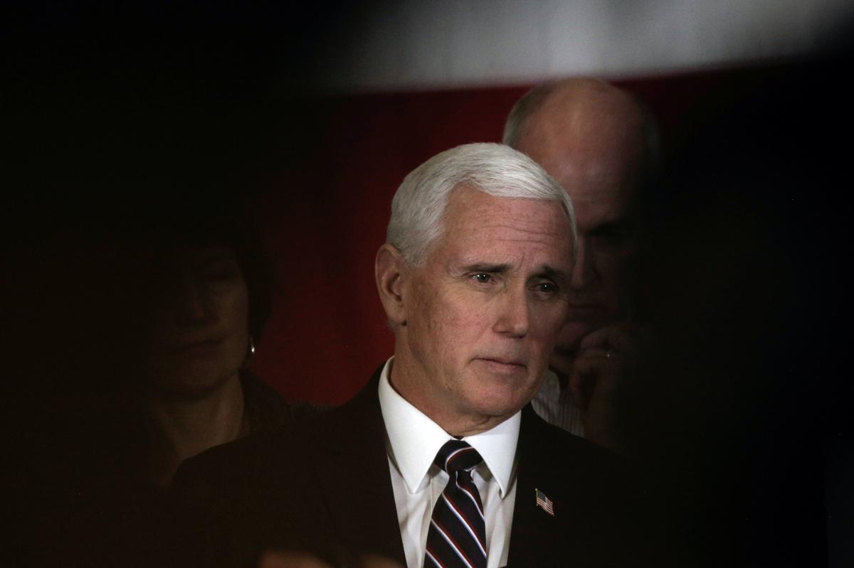 Pence says thousands more U.S. coronavirus cases expected