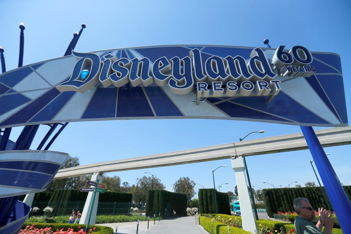 Disney to shut California park starting Saturday over coronavirus
