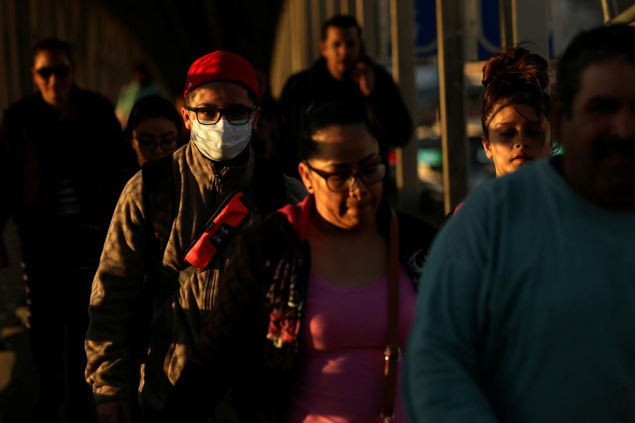 Mexico Considers Closing Its Border With U.S. to Stop Spread of Coronavirus