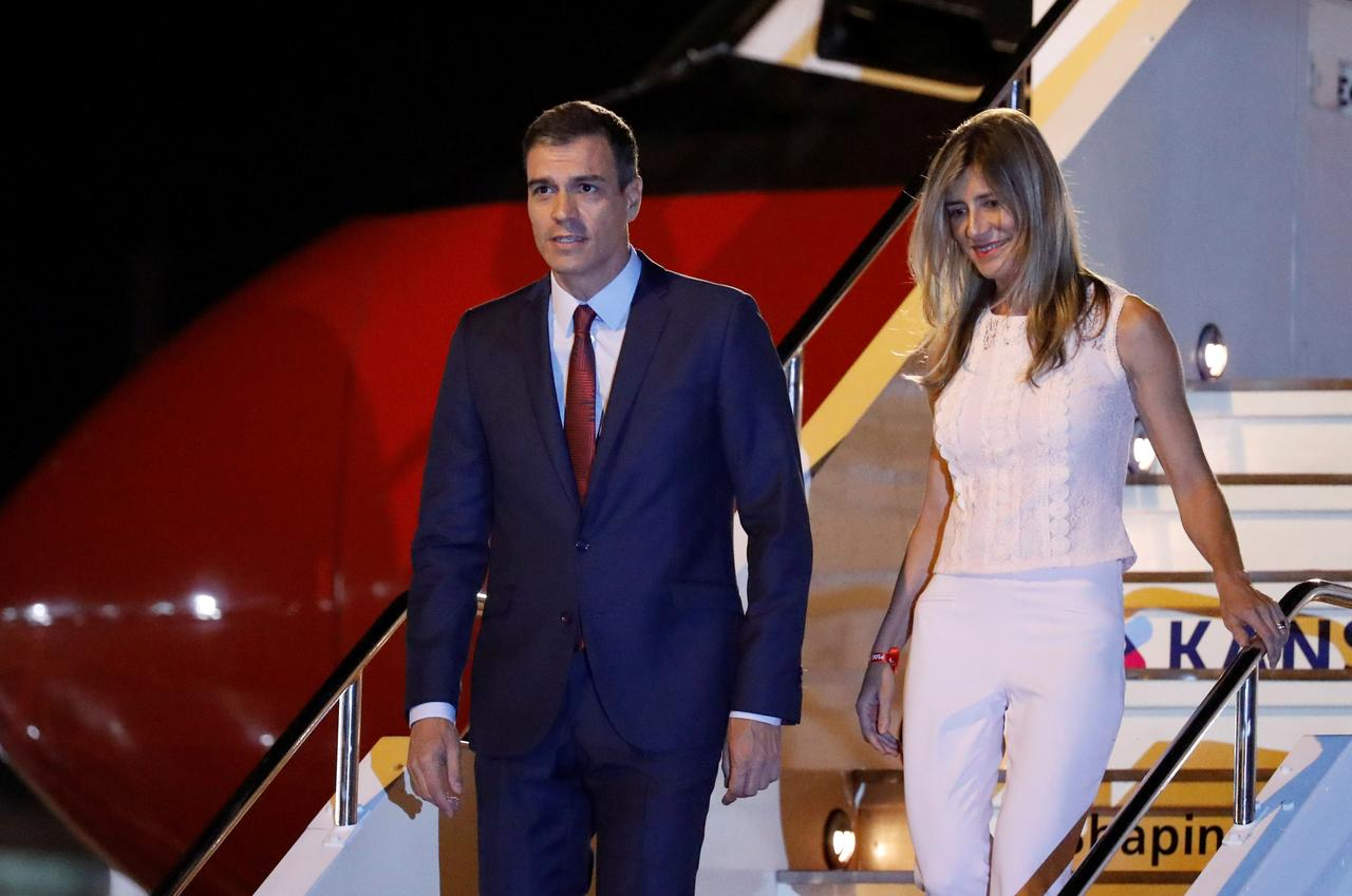 Image result for spanish pm wife