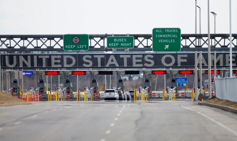 U.S.-Canada border closed as Florida congressman diagnosed with coronavirus