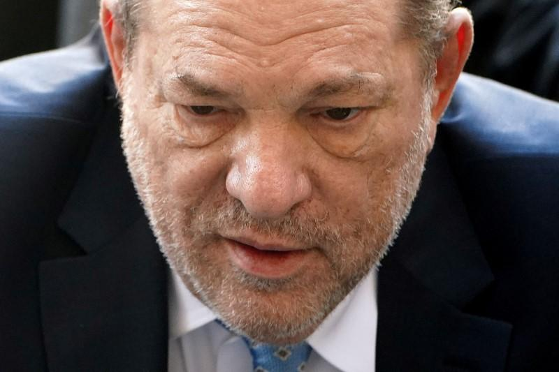 Harvey Weinstein moved to maximum security prison in upstate N.Y.