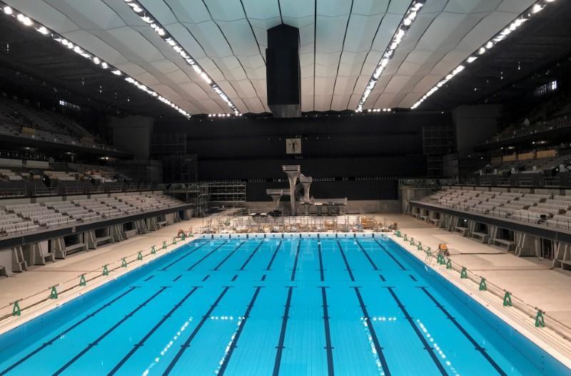 米国水泳連盟、東京五輪の1年延期求める