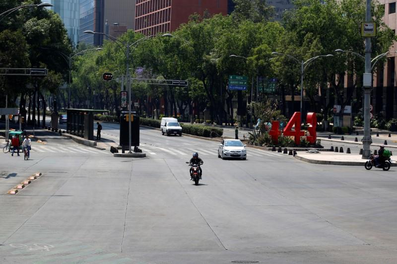 Mexico City grows quieter as mayor moves to stem coronavirus spread