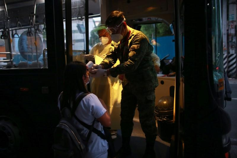 Philippines reports eight new coronavirus deaths, 16 more cases