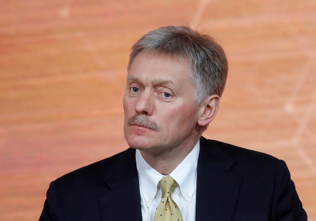 Kremlin says coronavirus aid to Italy is not a ploy to get EU sanctions lifted