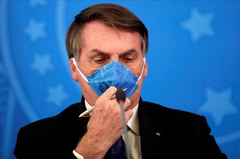 Deny, delay, dodge: LatAm mavericks caught cold by coronavirus