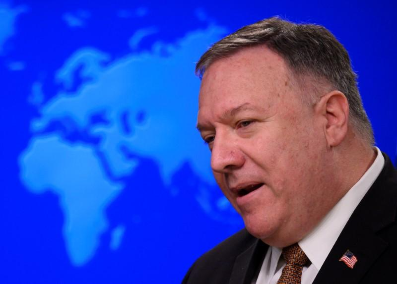 Pompeo says China still withholding coronavirus information