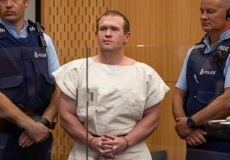 Accused New Zealand mosque shooter pleads guilty to 51 murders, terrorism