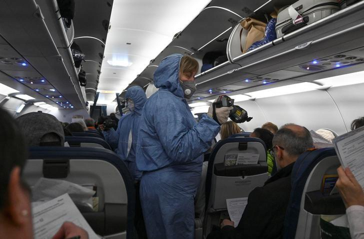 Russia to ground international flights from Friday due to coronavirus