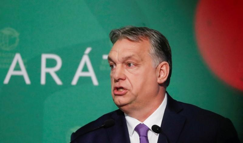 Hungary expects coronavirus epidemic to peak in June-July: PM Orban's chief of staff