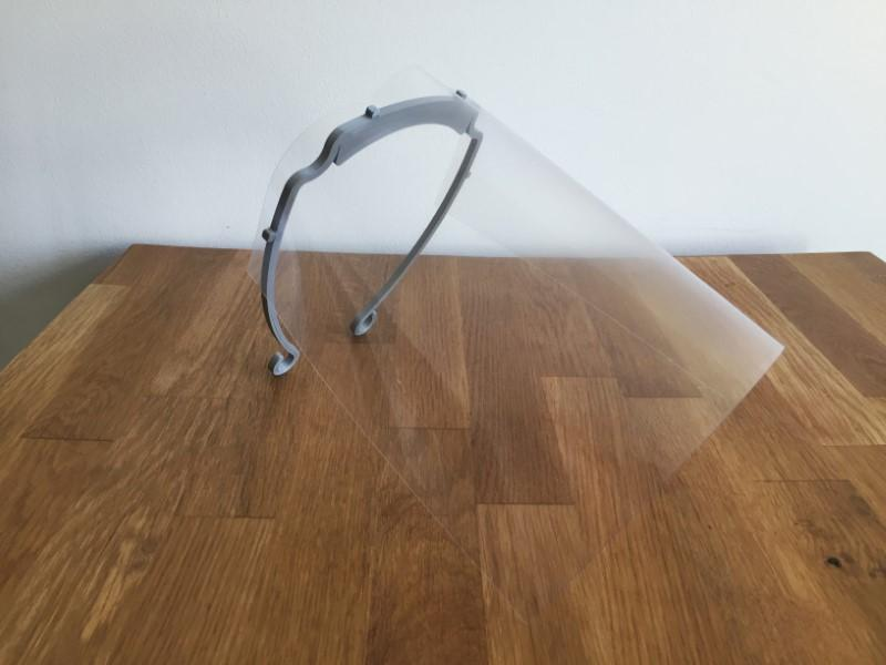 Danish charity network to 3D print protective visors