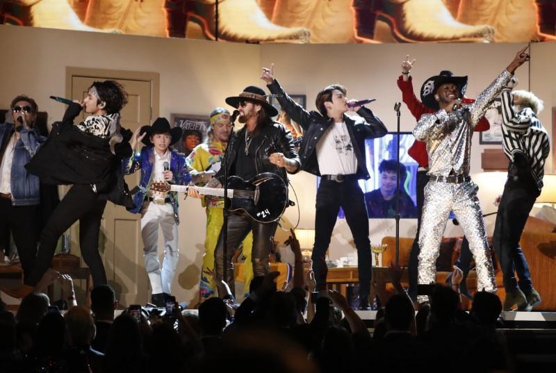 South Korea boy band BTS postpones U.S., Canada tour over coronavirus