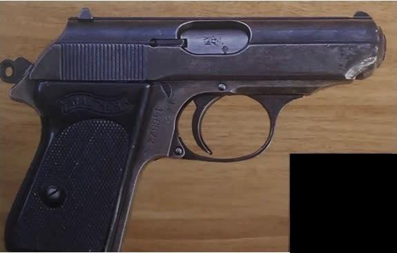 Now listen carefully 007: James Bond guns stolen in London burglary