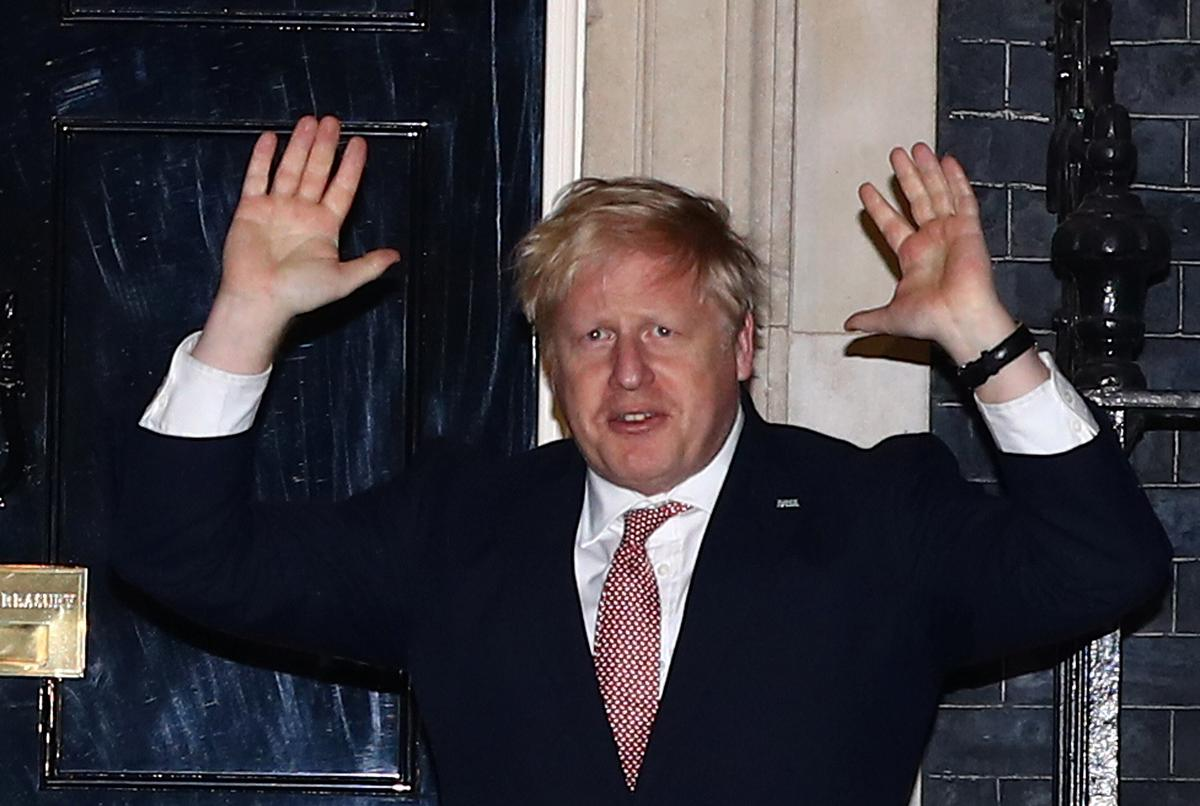At home with coronavirus, Johnson writes to the nation