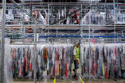Clothing rental service Rent the Runway lays off workers amid coronavirus outbreak