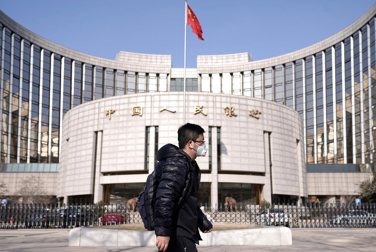 China unexpectedly cuts reverse repo rate by most in five years to support virus-hit economy