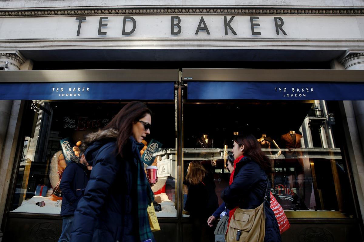 Ted Baker names finance chief Rachel Osborne as CEO