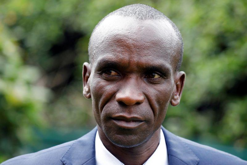 We will win fight against coronavirus, says marathon great Kipchoge