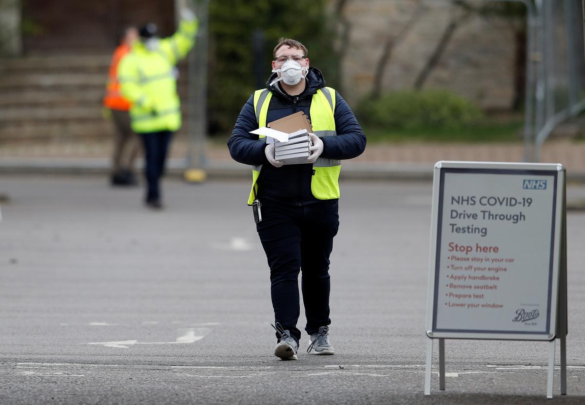 England coronavirus death toll rises 159 to 1,284