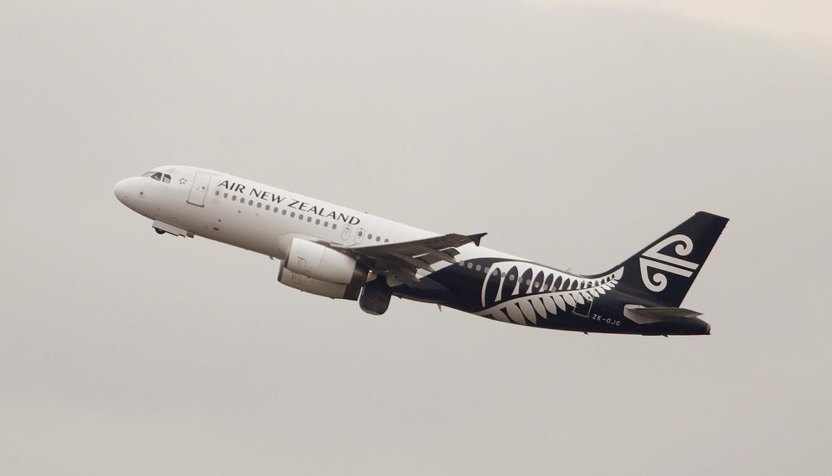 Air New Zealand to lay off 3,500 employees as virus halts travel