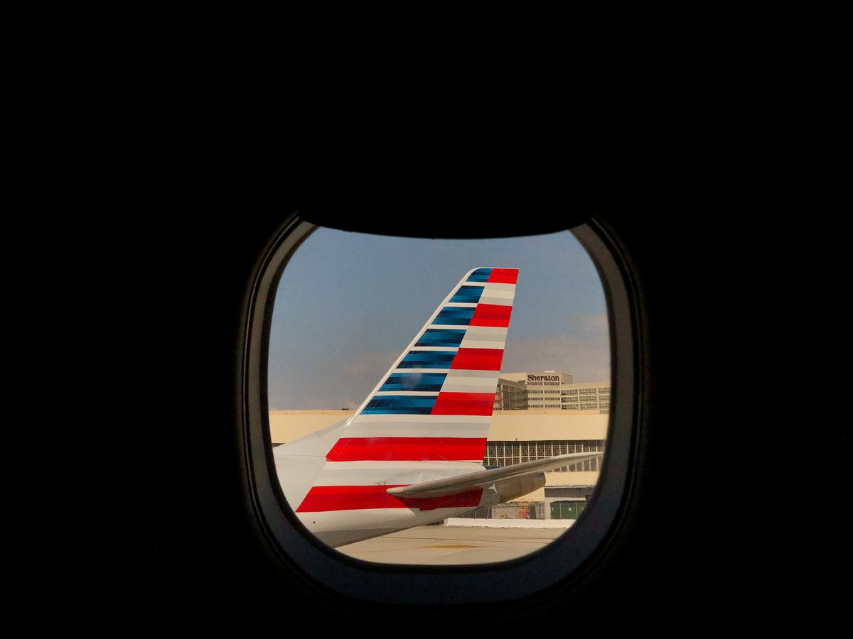 American Airlines seeking up to $12 billion from aid package: memo