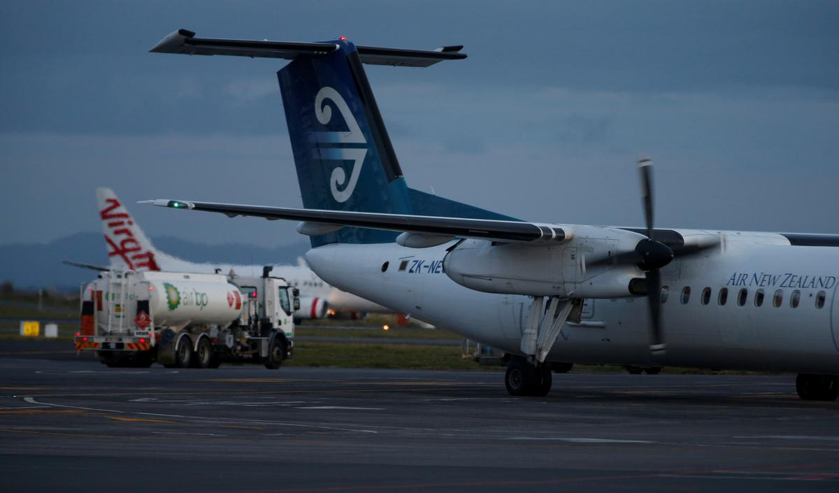 Airlines line up furloughs; Air New Zealand sees smaller carrier in a year