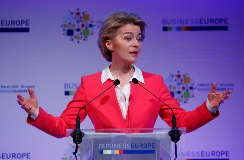 Von der Leyen fordert im Kampf gegen Krise mehr EU-Solidarität
