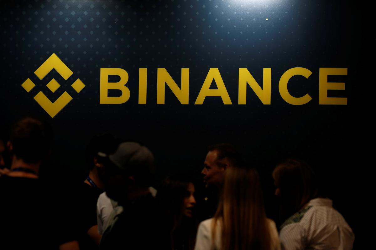 Crypto exchange Binance to buy data website CoinMarketCap