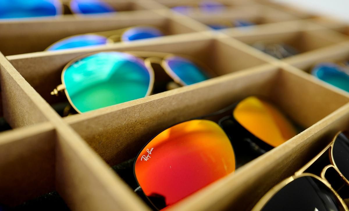 Virus forces Luxottica to break Italian August holiday tradition