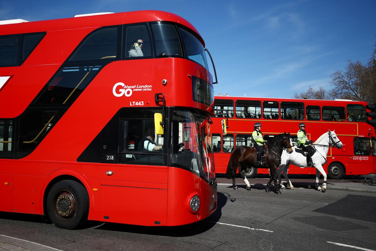 Go-Ahead chiefs take pay cut as govt throws lifeline to UK bus providers
