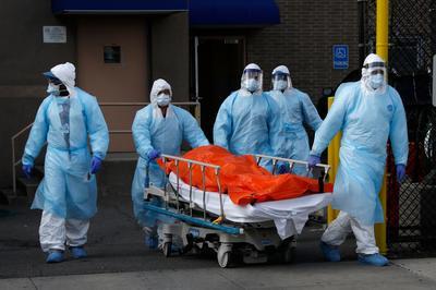Inside New York City, epicenter of U.S. coronavirus outbreak