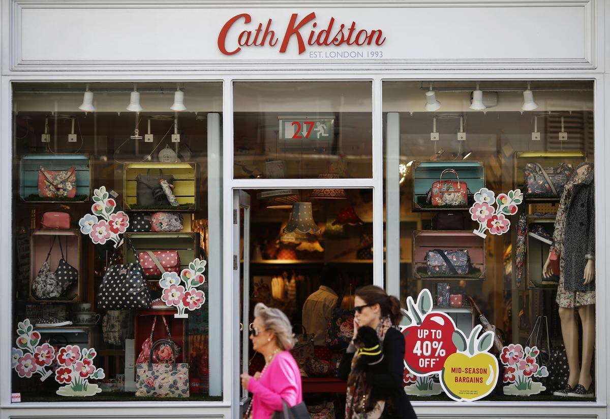 British retailer Cath Kidston set to appoint administrators
