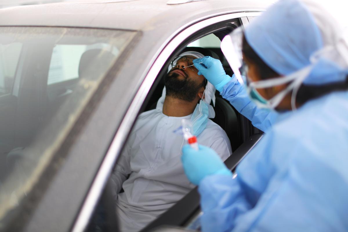 UAE to boost strategic stockpile, waive visa fines over coronavirus