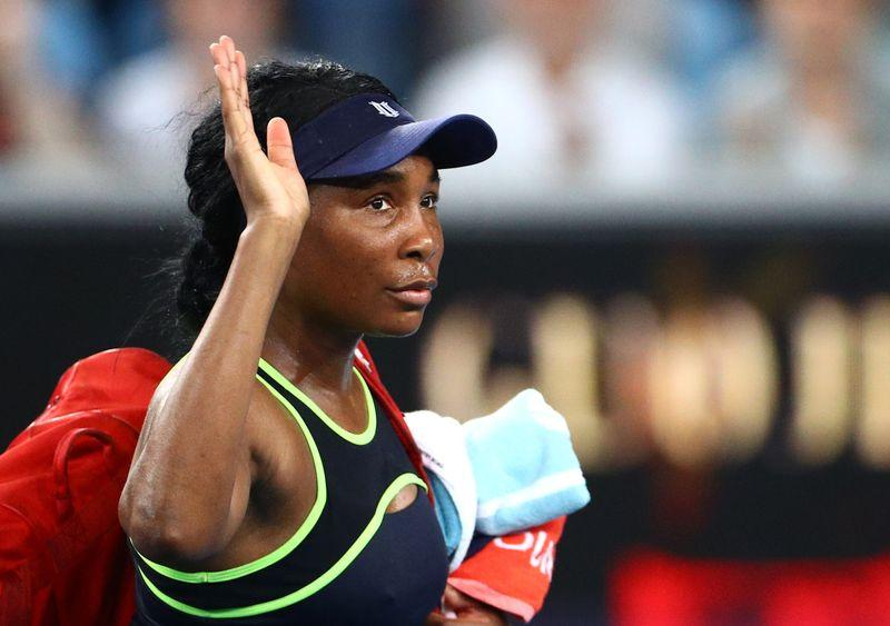 Venus inviting others to join her virtual workouts - Reuters