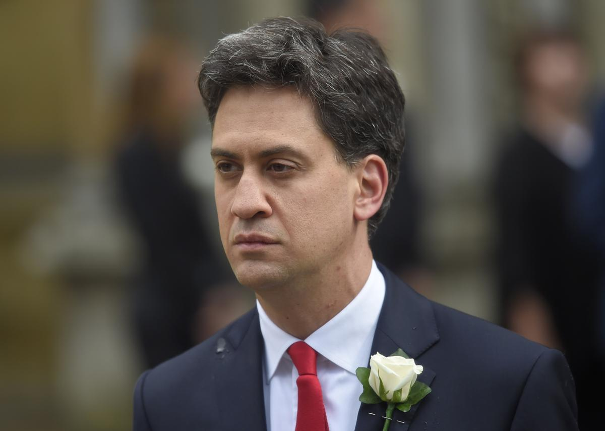 Former UK Labour leader Miliband returns to frontline as party's business spokesman