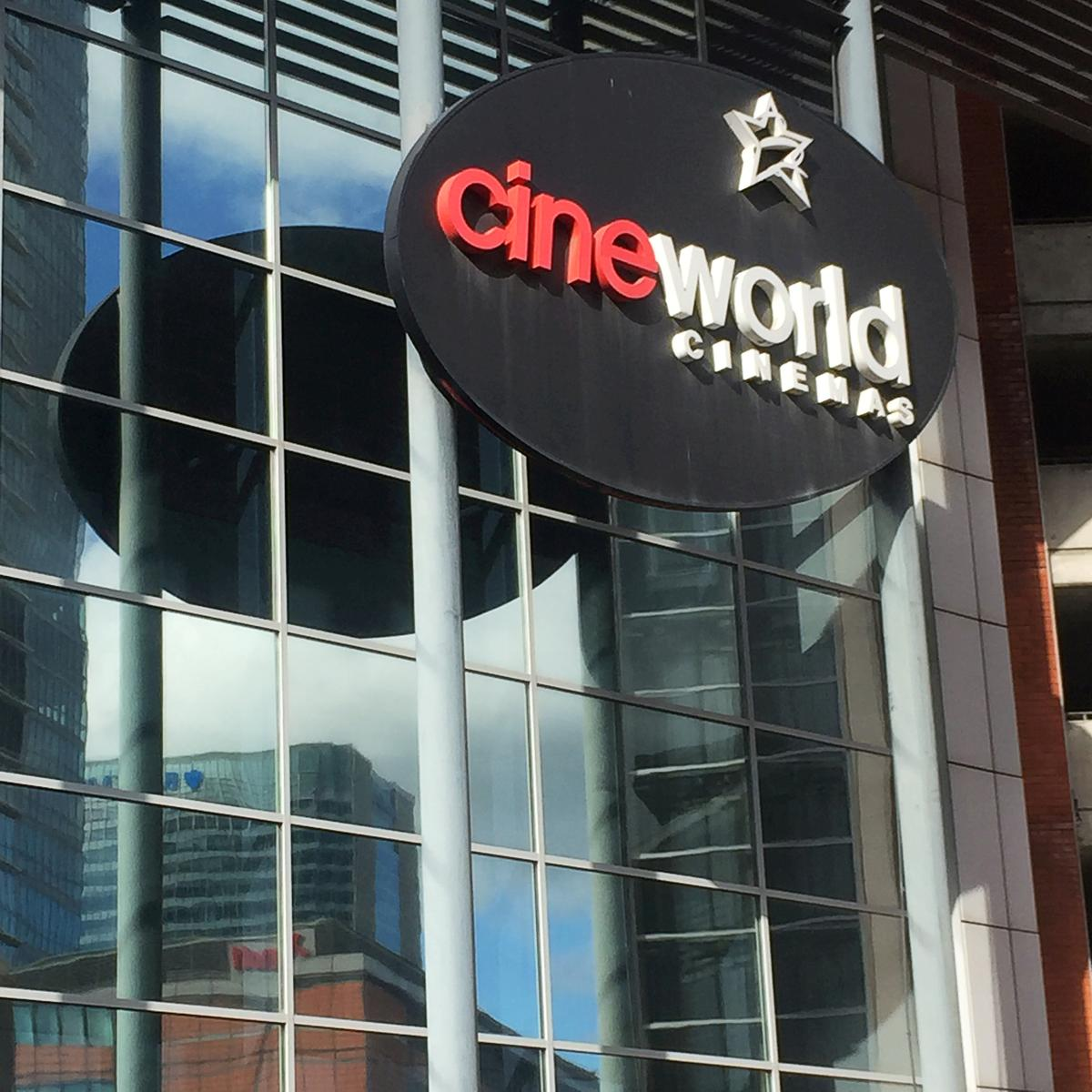 Cineworld closes all cinemas in 10 countries due to coronavirus