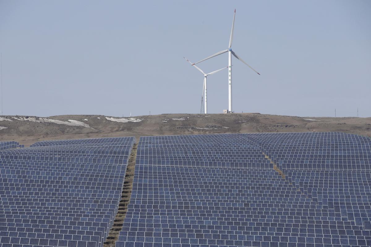 Column: Renewable energy wins over oil and gas in post-coronavirus world